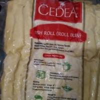 Cedea Roll / Fish Roll / Otak-Otak / Otak Otak Ikan isi 40