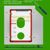 HDD Caddy untuk Laptop MSI GE40