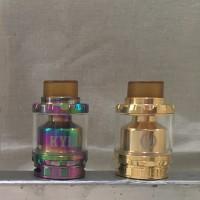 Jual rta kylin vandy vape gold/rainbow authentic v2 barong Murah