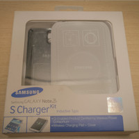 Samsung Galaxy Note 3 S Charger Kit - Wireless Charging