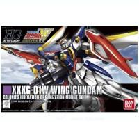 HG / HGAC 1/144 XXXG-01W Wing Gundam