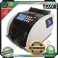 Tissor T1300s/Mesin hitung uang/Jilid/Brankas/Money Counter/Laminating