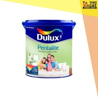 Cat Tembok Dulux Pentalite 2,5 Liter Warna Brilliant White