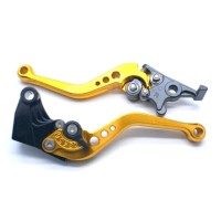 HANDLE STLN SCT CNC NINJA 250 GOLD
