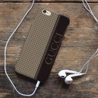 Gucci Brown iphone case iphone 6 7 case 5s oppo f1s redmi s6 vivo