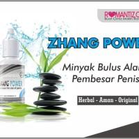 Obat Oles Alami Agar Besar dan Panjang - Zhang Power