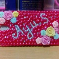 Handmade softcase blink nama/casing hp Vivo v5/v5s/v5 plus/x3s