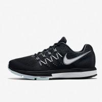 Sepatu Sport Sepatu Lari Nike Air Zoom Vomero 10 Black Original