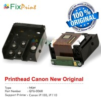 Head Printer Canon iP 100 / 110 Original, Printhead Canon QY6-0068