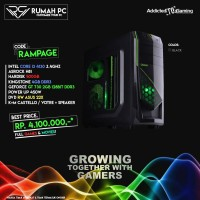 PC Gaming Intel Core i3 4130 & GT 730 2GB (Full Games)