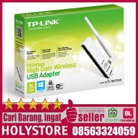 USB Adapter TP-LINK TL-WN722N Ver 1 Atheros AR9271 Support Openwrt