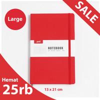 Custom Notebook Ala #Moleskine/ Planner/ Journal - LARGE (POLOS)