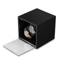 Watch Winder JA1521CFL - Watch Boxes Winder Single Leather Watch Box