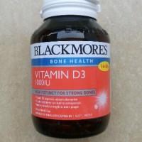 Jual Blackmores Vitamin D3 1000IU Murah