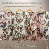 kimono RIELA ZARA / outerwear / cardigan