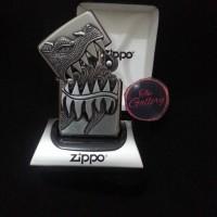 Jual Firebreathing Dragon Emblem Zippo Murah