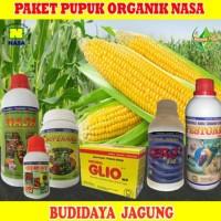 Jual Paket Pupuk Budidaya Jagung Organik Nasa Murah