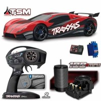 Traxxas XO-1 1:7 (the world fastest RTR RC Car) 2.4Ghz with wireless