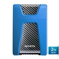 ADATA H650 - 2TB Biru - Hard Disk Eksternal USB3.0 Anti-Shock