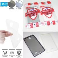 Ume Case Softcase Oppo Joy 3 Casing Cover HP Silikon