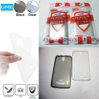 Ume Case Softcase Lenovo A2010 Casing Cover HP Silikon
