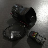 Klakson TOA Electronic Horn 5 Suara Termignoni