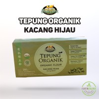 Tepung Organik Kacang Hijau Bionic Farm Mung Bean Organic Flour