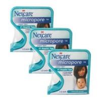 Micropore 0.5 inch Nexcare 3M
