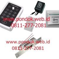 Jual Paket Access Door - RFID Access Control - Lock - Electric Strike Lock Murah