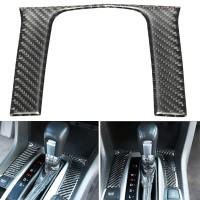 Shift Gear Cover Panel Carbon Fiber Civic Sedan / Hatchback 2016 - Up