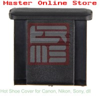 Universal Hot Shoe Cover for Kamera Canon Nikon Sony Pentax Socket 518