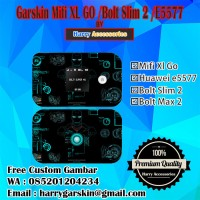 Jual Garskin Huawei E5577 Garskin Mifi XL GO Garskin Bolt Slim 2 - IronMan Murah