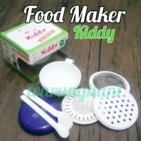 Jual Kiddy Baby Food Maker Murah