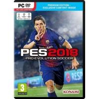 PC PES 2018 PREMIUM EDITION (PC DVD)