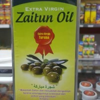 Minyak Zaitun Extra Virgin Olive Oil Alafiat Original 1000 ml
