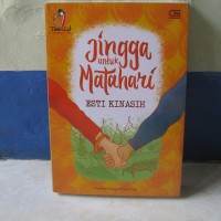 novel Jingga untuk Matahari Esti Kinasih
