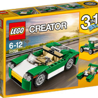 LEGO 31056 - Creator - Green cruiser