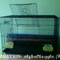harga (gokilat)kandang Besi Lipat Kucing Kelinci/kandang Umbar/ternak Burung Tokopedia.com