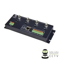 Active Balun Transceiver 4 Channel , Abch004
