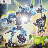 Bricks / Lego Hero Factory Crystal Beast VS Bulk [10506]