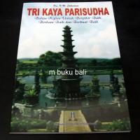 Tri Kaya Parisudha - buku bali hindu