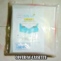 Cover AC Cassette (Plastik Service AC)