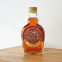 Maple Joe Absolutely Pure Syrup Maple 250g (Khusus Gojek)