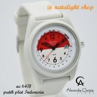 Jam Tangan Pria Alexandre Christie 6431 Original Indonesia Serie