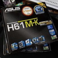 Motherboard Asus H61 - MK Socket 1155