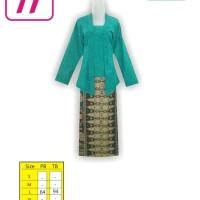 Contoh Gambar Baju Batik, Baju Kerja Batik Wanita, Baju Batik, HBKEOP1
