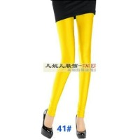 Legging Fashion Import - Legging Kilat - Kuning Raja
