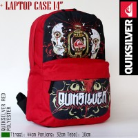 harga Backpack Quiksilver Tas Ransel Pria Tengkorak Terbaru Termurah Get1872 Tokopedia.com