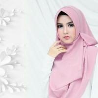 Harga new hijab pashmina instan zazkia jilbab simple kerudung   Pembandingharga.com