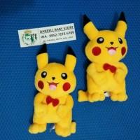 Boneka Pokemon Pikachu Pita / Kado Hadiah / Souvenir Cantik